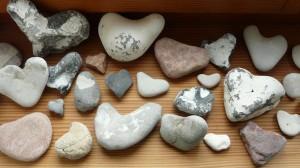 Herzen aus Stein – Ostseefunde